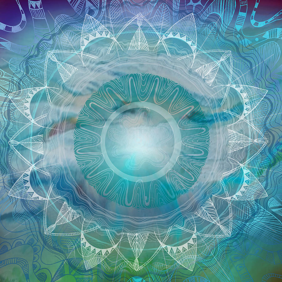 Чакра Вишудха — за что отвечает и на какие органы влияет