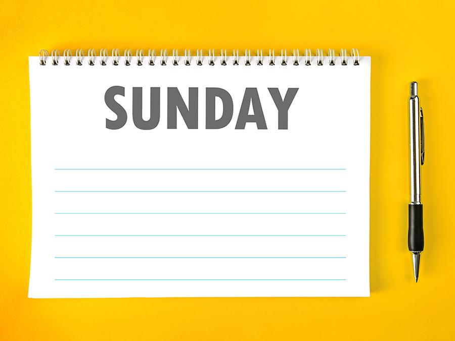 Если человек родился в воскресенье — его судьба и характеристика