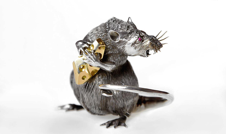 Год Белой Крысы 2020 – что он нам принесет и как его встречать?