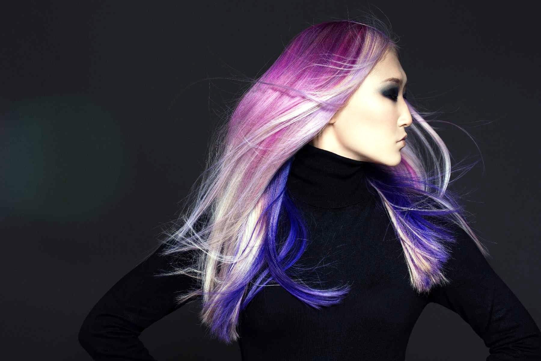 Окрашивание волос по лунному календарю на июнь 2020 года