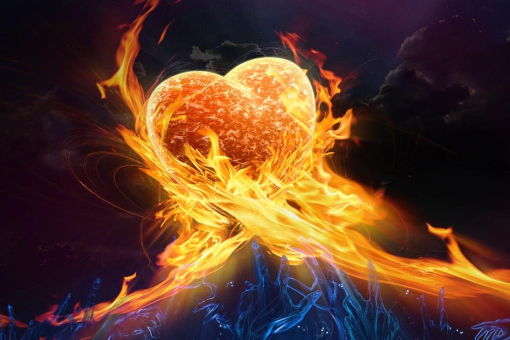 Медитация на огонь – практика и медитации на стихии